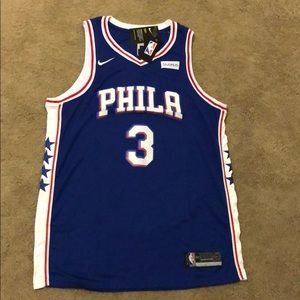 Stitched Iverson Jersey